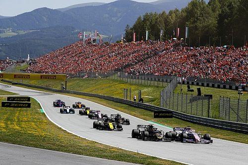 Онлайн. Гран При Австрии. Первая тренировка