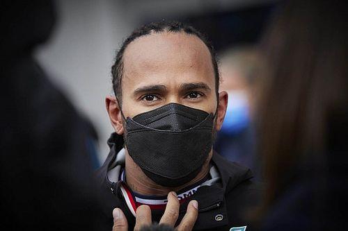 """Hamilton: a 100. győzelem megszerzése olyan, """"mintha örökké tartana"""""""