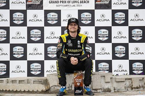 Por qué Colton Herta no podría ascender a la F1 de inmediato