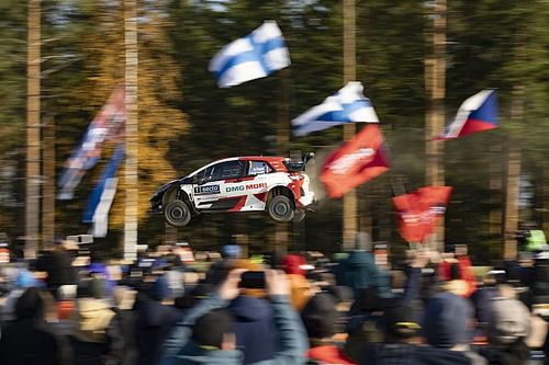 El WRC usará una cámara de inteligencia artificial para mejorar la seguridad