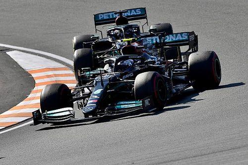 """Mercedes se sintió """"en desventaja"""" tras sus problemas del viernes"""