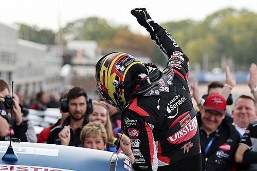 Ingram stripped of Donington BTCC race 2 win after Shedden contact