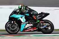 Barcelona MotoGP: Morbidelli fastest in FP2 despite crash