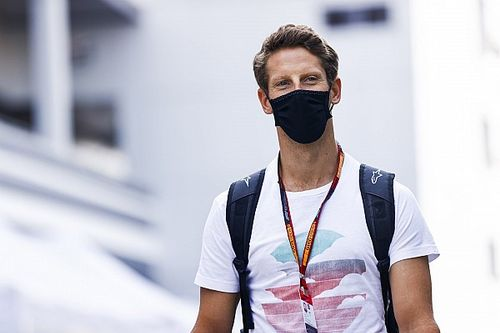 """غروجان لديه """"خيارات خارج الفورمولا واحد"""" حال خسارة مقعده مع هاس"""