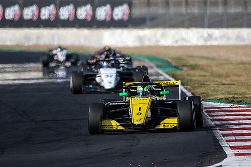 F-Renault Eurocup: Caio Collet fecha etapa de Magny-Cours com segundo lugar