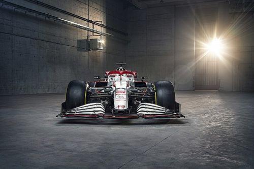 Formel 1 2021: Der neue Alfa Romeo C41 in Bildern
