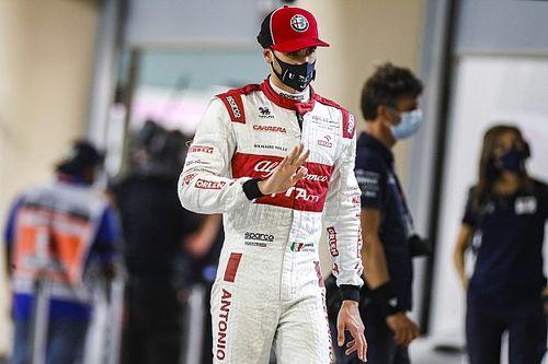 Giovinazzi: Sainz a Ferrarinál? Nem esett annyira jól...