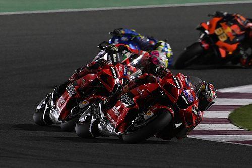 Ducati, Katar'da kazanamamasının ardından endişeli değil