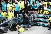 Hamilton dan Mercedes Nominasi Laureus Awards