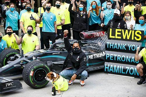 Hamilton y Mercedes, nominados al premio Laureus