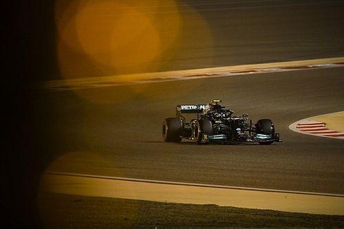 巴林季前测试次日:博塔斯最快,维特尔遇变速箱故障