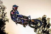In beeld: Glenn Coldenhoff in het Yamaha-blauw