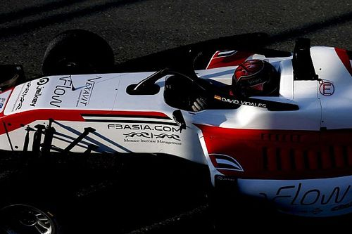 Cuatro españoles en la Fórmula Alpine, nueva telonera de la F1