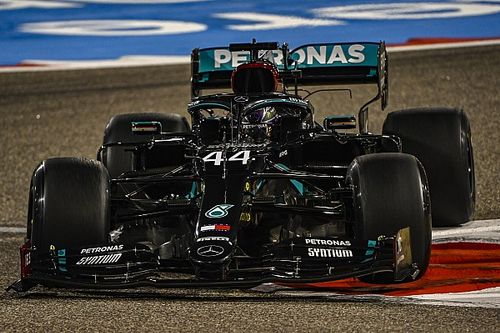 Bahreyn GP 2. antrenman: Hamilton yine lider, Albon kaza yaptı!