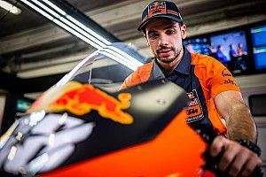 KTM reveals first pictures of Oliveira as factory MotoGP rider