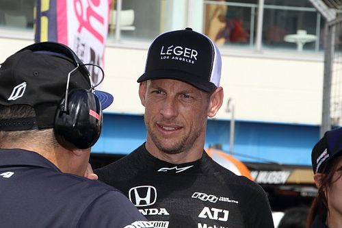 Button to quit Super GT after 2019 season