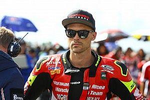 Camier named Honda World Superbike team manager
