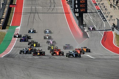 F1 will keep Miami and Austin dates separate