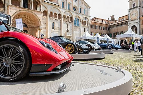 """عودة مهرجان """"وادي السيارات"""" مع أفضل السيارات الإيطالية"""