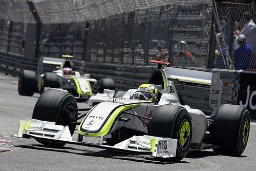 Eerste test zorgde voor verbazing bij technici Brawn GP