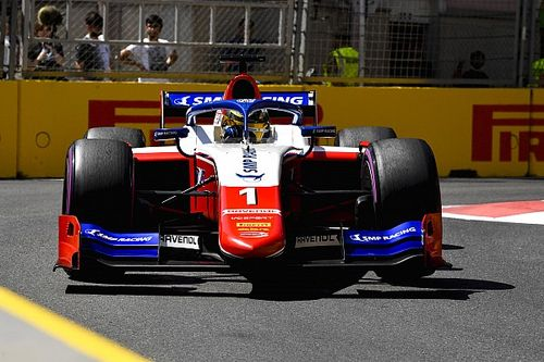 F2, Baku: Shwartzman domina e torna al successo in Gara 1