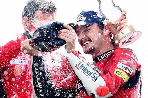 Jack Miller mérite déjà sa prolongation chez Ducati