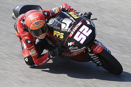 Moto3, Assen: Acosta unfit per le qualifiche, Alcoba in pole