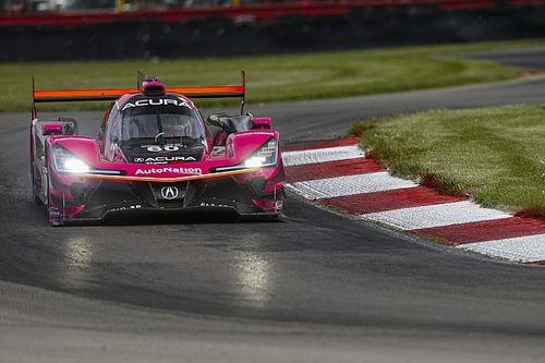 Mid-Ohio IMSA: Cameron tops second practice in MSR Acura