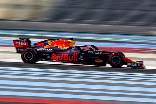 法国大奖赛FP2:维斯塔潘以0.008秒力压博塔斯居首