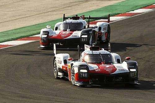 Toyota explains why it let cars race at Portimao WEC round