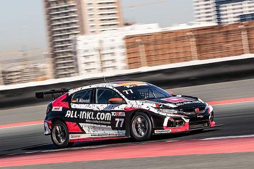 René Münnich vince ancora a Dubai ed è Campione del TCR Middle East 2019
