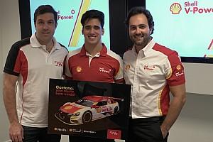 Gaetano di Mauro assegura lugar na Stock Car na Shell Racing