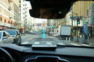 Découvrez EyeDrive, votre nouvel assistant holographique auto