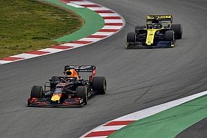 Ricciardo ofrece un rayo de esperanza de que la nueva normativa funciona