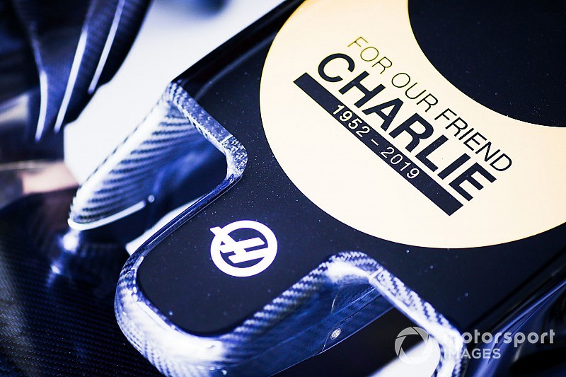 Drivers, teams and F1 figures pay tribute to Charlie Whiting