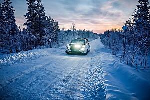 Боттас провел первые тесты машины WRC