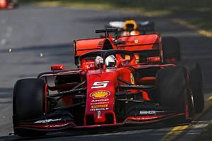 Vettel ungkap kesulitan Ferrari di Melbourne