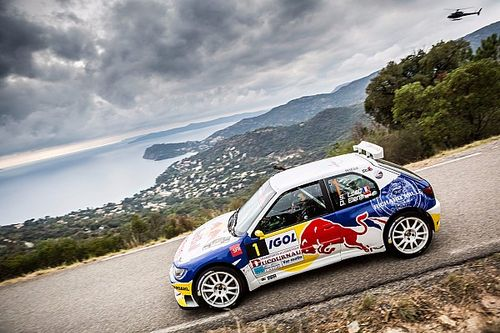 Loeb puts on a show in Peugeot 306 Maxi