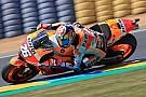 MotoGP Pedrosa plie, ne rompt pas, et signe un nouveau top 10