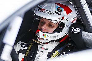 WRC Ultime notizie Svezia, Tanak furioso: