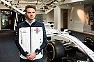 Williams appoints Rowland as 'young driver'