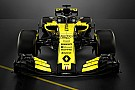 Renault presenta su monoplaza 2018 de F1