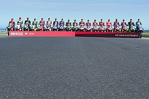 WSBK Diaporama Les plus belles photos du week-end à Phillip Island