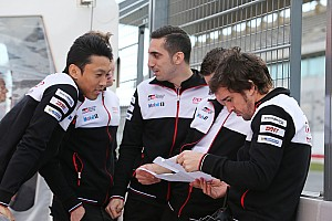 Алонсо и Toyota на трассе в Портимане: фото с тестов LMP1