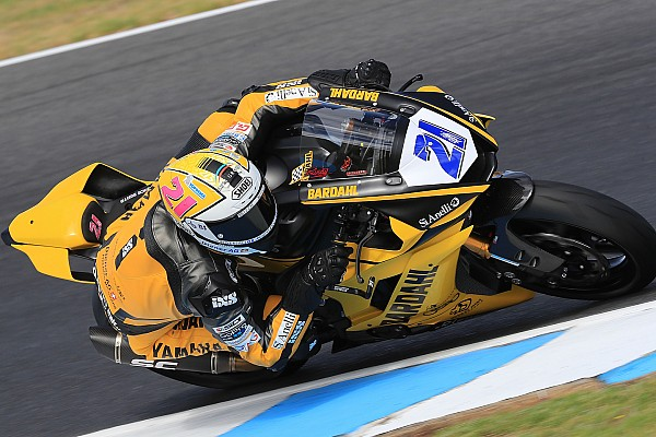 Supersport Test Test Phillip Island, Giorno 2: Krummenacher mette tutti in fila