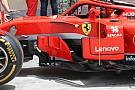 Ferrari mirror tweaks show scrutiny team is under