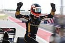 Formula V8 3.5 Binder batte Fittipaldi nell'ultima gara della Formula V8 3.5 in Bahrain