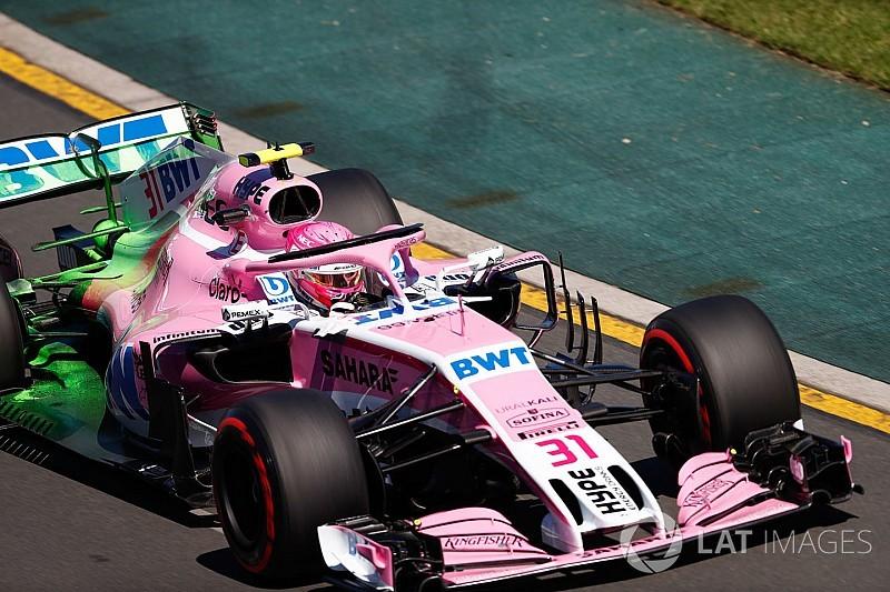 Análisis: El paquete aerodinámico de Force India en Australia
