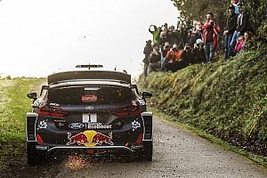 WRC Etappenbericht WRC Rallye Frankreich 2018: Ogier baut seinen Vorsprung aus