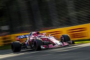 Формула 1 Важливі новини Перес: Force India не виправдовує очікувань